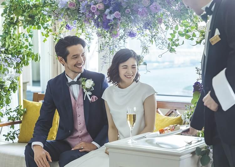 式場 お 台場 結婚 アヴァンセリアン 東京